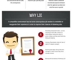 Lying On Resume Inspiration Lying On Your Resume On Resume When You Lie Your Template About Job