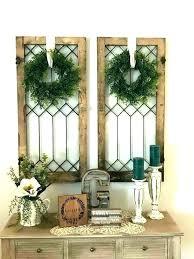 rustic window frame wall decor rustic window frame wall decor window pane wall decor window wall