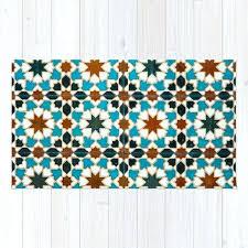 tiles rug moorish tile pier one reviews