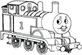 24 Best Of Thomas Train Coloring Pages Concept