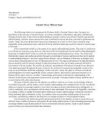 feminist essays feminist criticism quot the yellow view larger 6 feminist theory paper