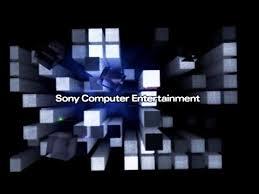 sony playstation 2 logo. ps2, playstation 2 - intro logo loading psii sony e