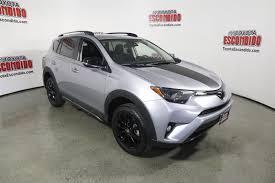 New 2018 Toyota RAV4 Adventure Sport Utility in Escondido #1016473 ...