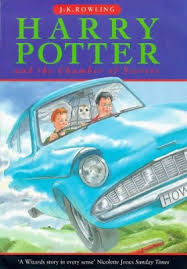 j k rowling harry potter and the chamber of secrets 1998