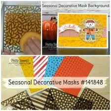 Stampin Up Seasonal Decorative Masks African Mask Wall Hanging Decor Luck and Fortune Statue Mask 59
