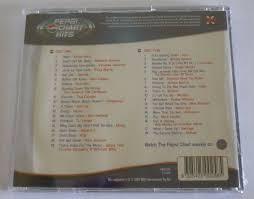 Pepsi Chart Hits Vol 1 By Various Artists Cd Mar 2000 Red X