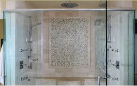 kohler rain showers heads multiple shower are upscale they allow you bathe faster clean
