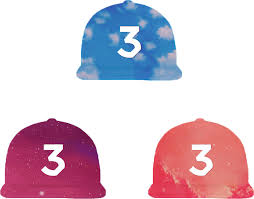 chance 3 caps chance the rapper 10 day acid rap coloring book