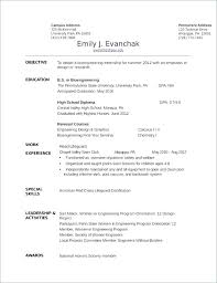 Plumbing Resume Examples Penza Poisk