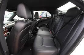 2014 chrysler 300 interior. interior back seat of the 2014 chrysler 300 sedan