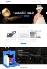 word website templates free 19 3d website themes templates free premium templates