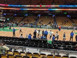 Td Garden Loge 12 Boston Celtics Rateyourseats Com