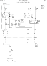dodge ram trailer wiring diagram vehiclepad trailer wiring turn signal out dodgeforum com