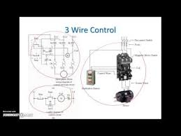 ladder diagram basics wire wire motor control circuit ladder diagram basics 2 2 wire 3 wire motor control circuit