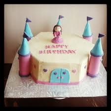 Second Generation Cake Design Princess Castle Cake