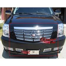 cadillac truck 2014. 20072014 cadillac escalade stainless steel mesh grille grill insert combo custom car u0026 truck grills 2014