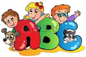 Image result for alphabet clipart