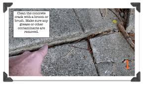 repairing s in concrete 7 minutes