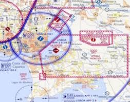 Vfr Aeronautical Charts Spain And Portugal Vfr Chart 500k Flyermaps