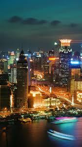 landmark tower block urban area skyser shanghai wallpaper in 1080x1920 resolution