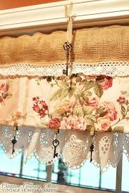 country kitchen curtains ideas french country kitchen curtains ideas creative country moms sewing burlap and lace