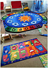 found it at rainbow seating area rug circle time kindergarten