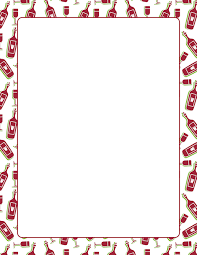 Wine Border Template Pin By Muse Printables On Page Borders And Border Clip Art Page