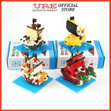 Mô Hình Lắp Ráp Thuyền Hải Tặc Oce Piece l Lego Tàu Cướp Biển l Đồ Chơi Xếp  Hình Oce Piece tại Hà Nội