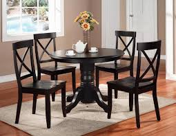 popular dining room furniture granite trestle standard storage black dining table and chairs gray wood oak wood oversized rectangle laminated for 4