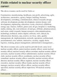 Security Officer Resume Unique Security Officer Resume Top Nuclear Security Officer Resume Samples