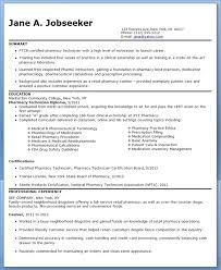 Resume Examples For Pharmacy Technician Mesmerizing Pharmacy Technician Resume Skills New It Technician Resume Examples