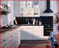 kitchen design white cabinets black appliances. Fine White Black Subway Tile Kitchen 59567 White Cabinets Appliances  Intended Design
