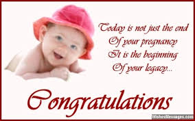 New Baby Congrats Newborn Baby Girl Card Messages Bethechef Co