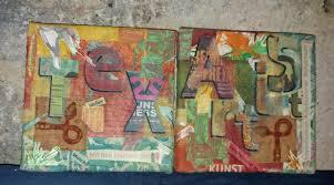 Jetzt gibt es eine spendenaktion für die beisetzung. Textile Werke Treppen Keller Hinterhofe Ein Fest Fur Alle Sinne