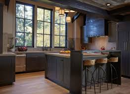 modern black kitchen cabinets. Dark Kitchen Cabinets - Sebring Services Modern Black E