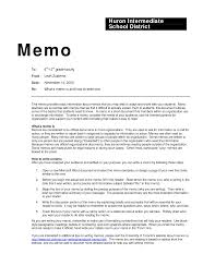 Professional Memo Format Template Best Photos of Professional Memo Examples Sample Business Memo 1