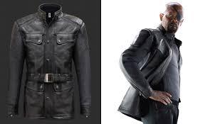 samuel jackson nick fury avengers ultron jacket