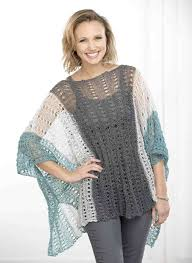 Crochet Child Poncho Pattern Free