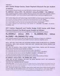Textile Designing Course Details Gandhi Textile Colour Transparent Character Fortextile