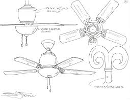 ceiling fan sketch. ceiling fan sketch r