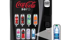Beverage Vending Machine Enchanting Soda Vending Machines To Show Calories NBC48 Washington
