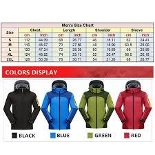 Us 39 56 38 Off Ray Grace Softshell Jacket Men Waterproof Windproof Hiking Outdoor Clothing Sport Coat Fleece Autumn Winter Trekking Jacket In