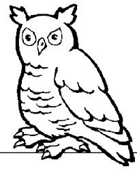 Kleurplaten Voor Kinderen Vogels De Swarte