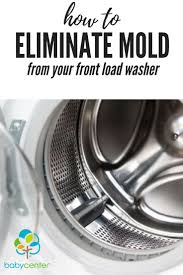 How to eliminate smelly mold from your front-load washer