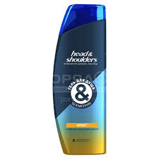 <b>Гель для душа Head</b> & Shoulders Sport 2в1 для мужчин, 360 мл в ...