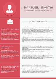 Resume Trends 2017 Best Bussines Template