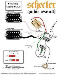 schecter guitar wiring diagram schecter wiring diagrams schecter b wiring diagram