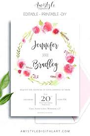 Invitation Cards Template Free Download Muslim Wedding Invitation Templates Wedding Invitations Templates