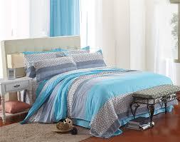 blue geometric comforter promotionshop for promotional blue