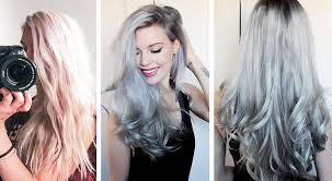Steel Grey Hair Color Best Rated